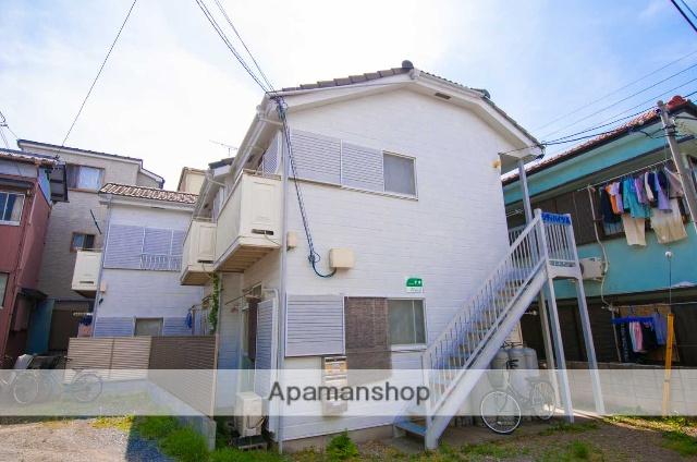 埼玉県ふじみ野市、上福岡駅徒歩8分の築25年 2階建の賃貸アパート