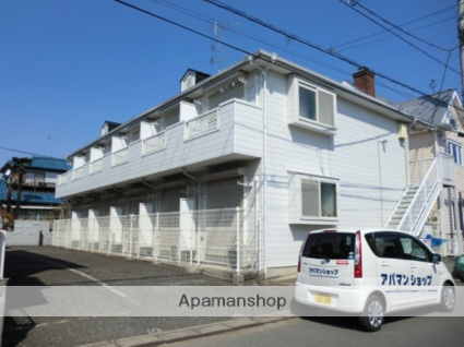 埼玉県富士見市、柳瀬川駅徒歩31分の築27年 2階建の賃貸アパート