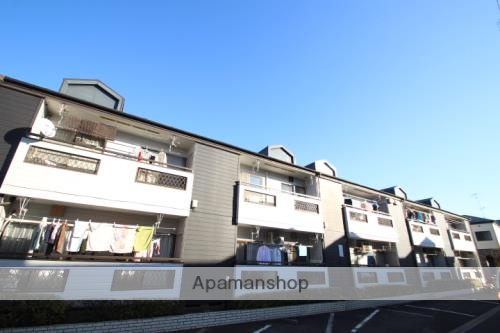 埼玉県富士見市、みずほ台駅徒歩28分の築24年 2階建の賃貸アパート