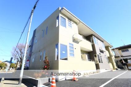 埼玉県ふじみ野市、南古谷駅徒歩28分の築3年 2階建の賃貸アパート