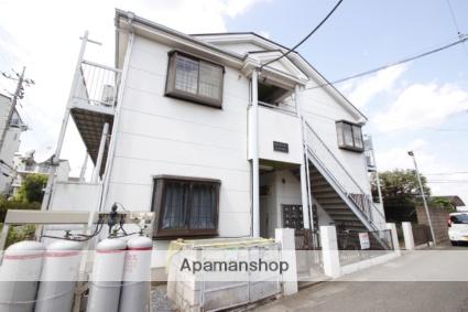 埼玉県川越市、南古谷駅徒歩15分の築29年 2階建の賃貸アパート