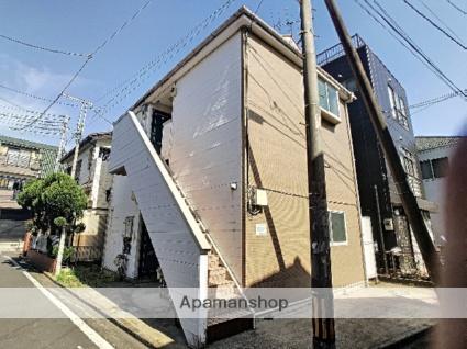 埼玉県ふじみ野市、上福岡駅徒歩5分の築28年 2階建の賃貸アパート