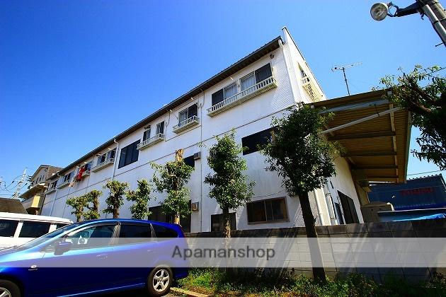 埼玉県ふじみ野市、鶴瀬駅徒歩36分の築3年 2階建の賃貸マンション