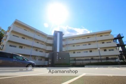埼玉県入間郡三芳町、みずほ台駅徒歩24分の築27年 4階建の賃貸マンション