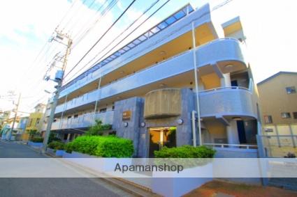 埼玉県富士見市、みずほ台駅徒歩28分の築27年 4階建の賃貸マンション