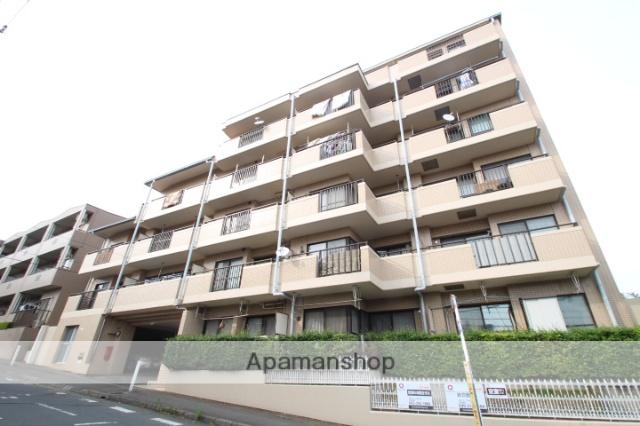 埼玉県朝霞市、北朝霞駅徒歩5分の築28年 6階建の賃貸マンション