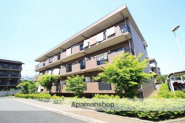 埼玉県新座市、新座駅徒歩19分の築17年 3階建の賃貸マンション
