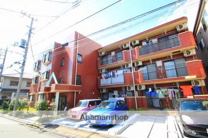 埼玉県志木市、志木駅徒歩7分の築22年 3階建の賃貸マンション