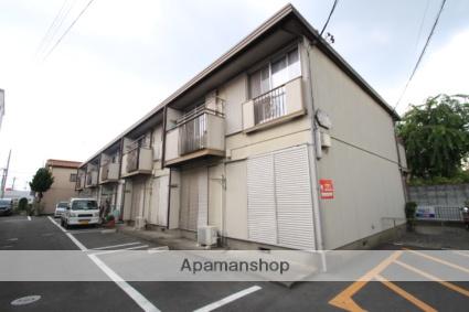 埼玉県志木市、志木駅バス10分宗岡小学校前下車後徒歩1分の築30年 2階建の賃貸アパート