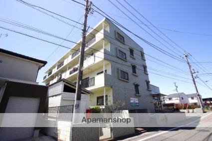 埼玉県川越市、新河岸駅徒歩13分の築28年 4階建の賃貸マンション