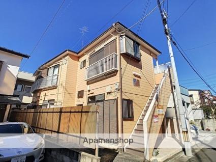 埼玉県ふじみ野市、上福岡駅徒歩9分の築41年 2階建の賃貸アパート