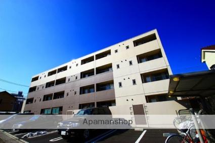 埼玉県ふじみ野市、鶴瀬駅徒歩37分の築6年 4階建の賃貸マンション
