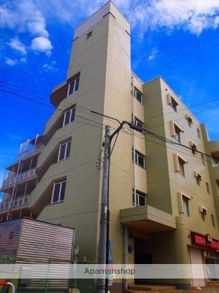 埼玉県ふじみ野市、鶴瀬駅徒歩38分の築26年 5階建の賃貸マンション