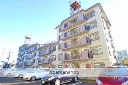 埼玉県富士見市、みずほ台駅徒歩20分の築33年 5階建の賃貸マンション