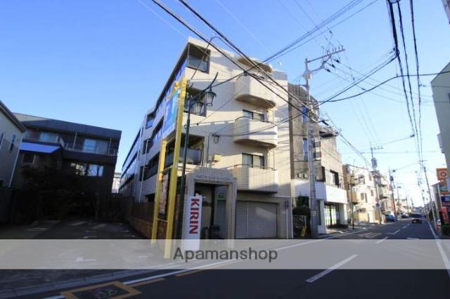埼玉県ふじみ野市、上福岡駅徒歩7分の築27年 4階建の賃貸マンション