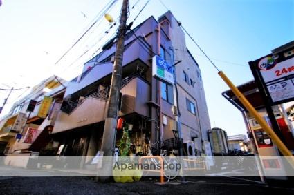 埼玉県ふじみ野市、ふじみ野駅徒歩28分の築41年 4階建の賃貸マンション