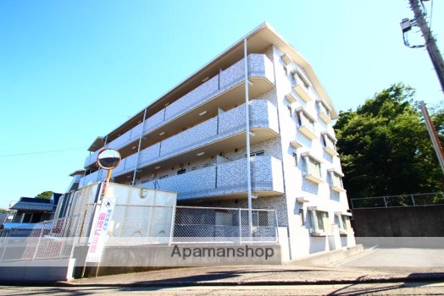 埼玉県富士見市、みずほ台駅徒歩23分の築23年 5階建の賃貸マンション