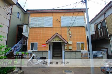 埼玉県富士見市、みずほ台駅徒歩25分の築33年 2階建の賃貸アパート