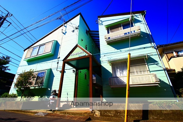 埼玉県ふじみ野市、上福岡駅徒歩17分の築28年 2階建の賃貸アパート