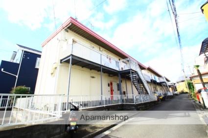 埼玉県ふじみ野市、鶴瀬駅徒歩25分の築28年 2階建の賃貸アパート