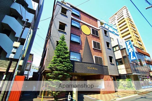 埼玉県新座市、北朝霞駅徒歩17分の築9年 8階建の賃貸マンション
