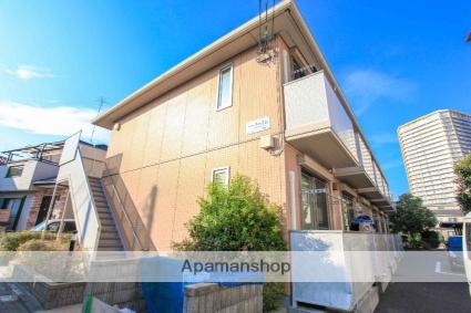 埼玉県ふじみ野市、ふじみ野駅徒歩25分の築8年 2階建の賃貸アパート
