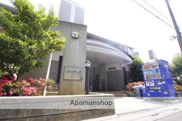 埼玉県富士見市、ふじみ野駅徒歩2分の築21年 5階建の賃貸マンション