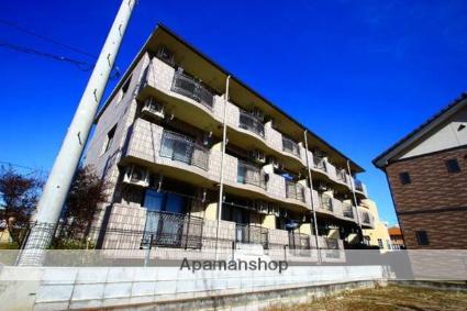 埼玉県富士見市、鶴瀬駅徒歩35分の築12年 3階建の賃貸マンション