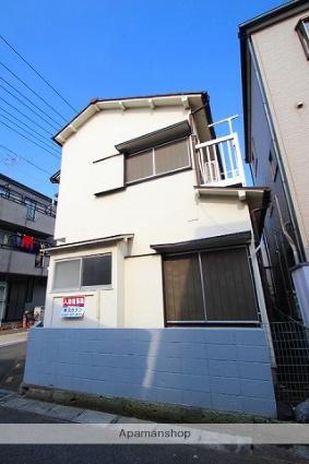 埼玉県富士見市、志木駅バス10分水谷東下車後徒歩2分の築36年 2階建の賃貸テラスハウス