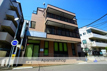 埼玉県富士見市、ふじみ野駅徒歩3分の築17年 3階建の賃貸マンション