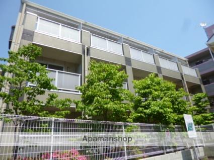 埼玉県富士見市、鶴瀬駅徒歩37分の築16年 3階建の賃貸マンション