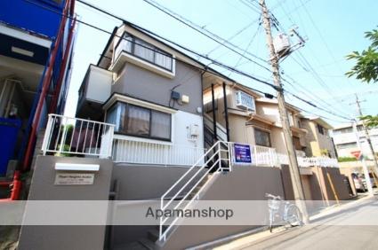 埼玉県朝霞市、和光市駅徒歩29分の築32年 2階建の賃貸アパート