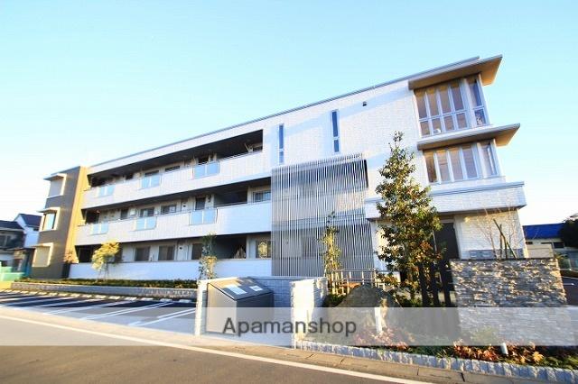 埼玉県志木市、志木駅バス15分上宗岡4丁目下車後徒歩3分の築3年 3階建の賃貸マンション