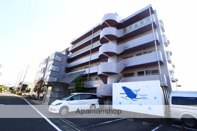 埼玉県ふじみ野市、鶴瀬駅徒歩52分の築14年 7階建の賃貸マンション