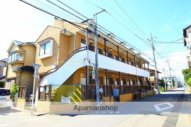 埼玉県川越市、上福岡駅徒歩11分の築31年 2階建の賃貸アパート