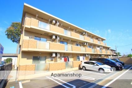埼玉県入間郡三芳町、鶴瀬駅徒歩19分の築8年 3階建の賃貸マンション