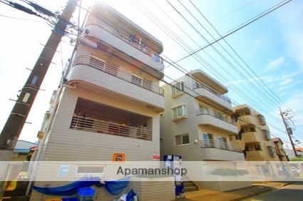 埼玉県富士見市、みずほ台駅徒歩8分の築29年 3階建の賃貸マンション