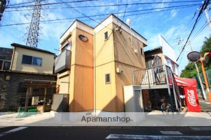 埼玉県朝霞市、北朝霞駅徒歩13分の築13年 2階建の賃貸アパート