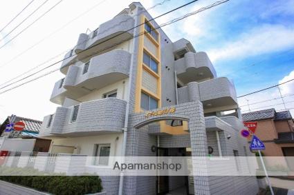 埼玉県川越市、上福岡駅徒歩13分の築28年 4階建の賃貸マンション