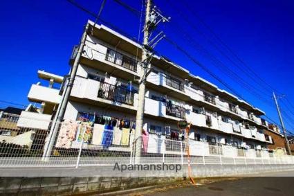 埼玉県ふじみ野市、ふじみ野駅徒歩26分の築27年 3階建の賃貸マンション