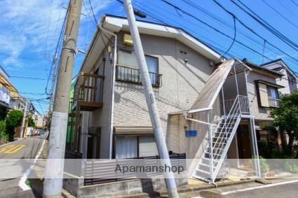 埼玉県ふじみ野市、ふじみ野駅徒歩30分の築18年 2階建の賃貸アパート