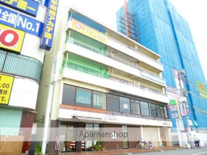 埼玉県ふじみ野市、ふじみ野駅徒歩25分の築35年 5階建の賃貸マンション