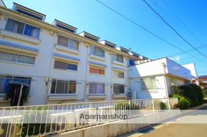 埼玉県富士見市、みずほ台駅徒歩30分の築27年 2階建の賃貸アパート