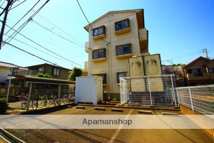 埼玉県ふじみ野市、鶴瀬駅徒歩36分の築19年 3階建の賃貸マンション