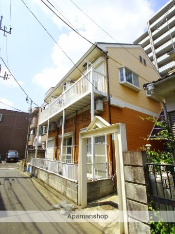 埼玉県志木市、朝霞台駅徒歩30分の築27年 2階建の賃貸アパート