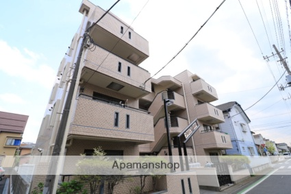 埼玉県川越市、上福岡駅徒歩12分の築28年 4階建の賃貸マンション