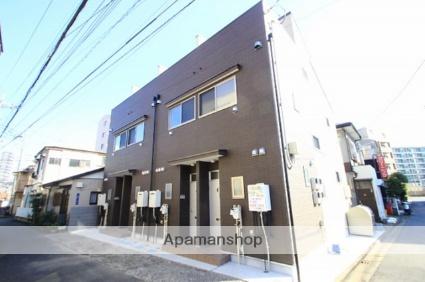 埼玉県志木市、朝霞台駅徒歩22分の築2年 2階建の賃貸アパート