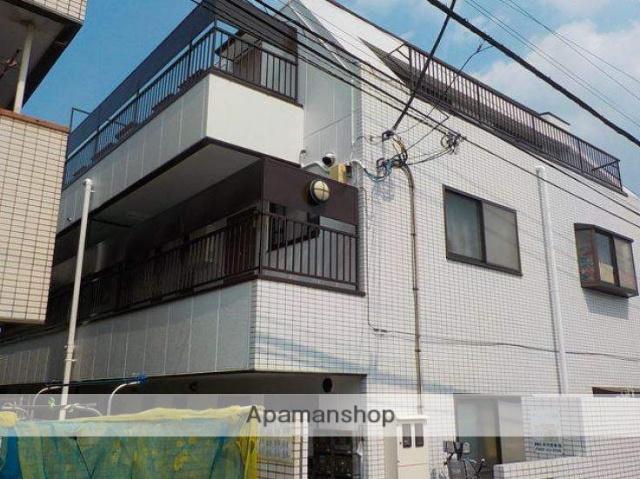 埼玉県ふじみ野市、ふじみ野駅徒歩17分の築26年 3階建の賃貸マンション