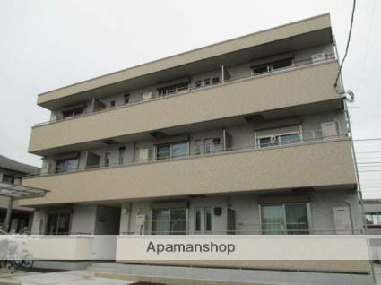 埼玉県ふじみ野市、鶴瀬駅徒歩30分の新築 3階建の賃貸アパート