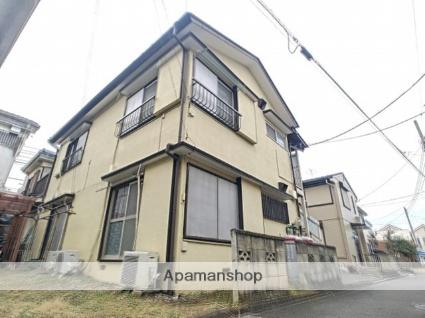 埼玉県ふじみ野市、鶴瀬駅徒歩54分の築43年 2階建の賃貸アパート